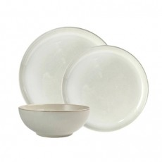 Denby Linen 12Pc Coupe Set