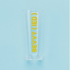 Jock Pint Glass Bevy (ied)