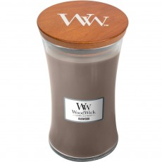 Woodwick Oudwood Large Hourglass Candle