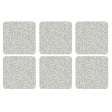 Pimpernel Pure Morris Willow Bough Set 6 Coasters