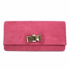 Lunar Pippy Burgundy Evening Bag