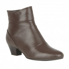 Lotus Tamara Brown Boots