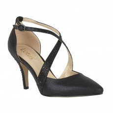 Lotus Orla Diamante Strappy  Shoe
