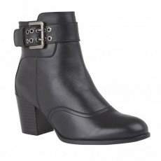 Lotus Black Lark Boots