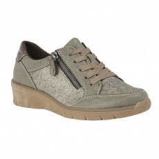 Lotus Charlotte Stone Grey Shoe