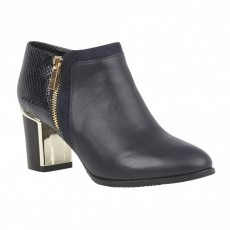 Lotus Chloe Snake Effect Boot