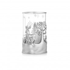 Christmas Deers Tea Light Holder