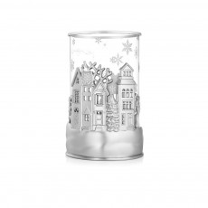 Christmas Village Tea Light Holder