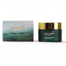 Green Angel Facial Scrub-Seaweed & Apricot