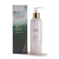 Green Angel Argan Body Oil With Neroli & Geranium