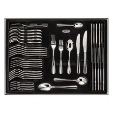 Stellar Sterling 44Pc Cutlery Set