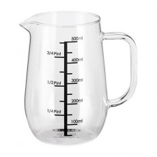 Stellar Kitchen Glass Measuring Jug 500ml