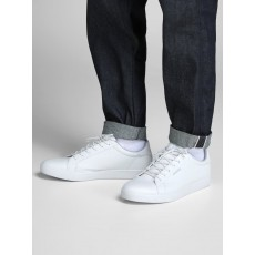 Jack & Jones Footwear Trent PU Bright White