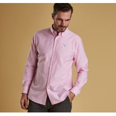 Barbour Oxford 3 TF Shirt Pink