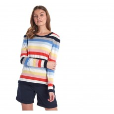 Barbour Seaview Knit   Multi Sweater