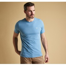 Barbour Sports Tee Blue