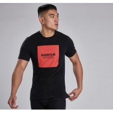 Barbour International Block Tee