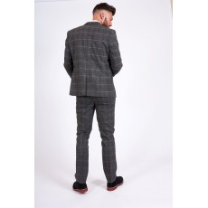 Marc Darcy Scott Tweed Check Jacket