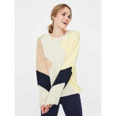 Vero Moda LS New Block Jumper