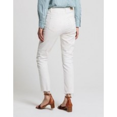 Gant D2. Hw Cropped Embroidered Jeans