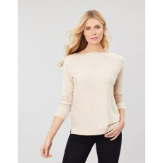 Joules Bess Jumper With Side Seam Rib