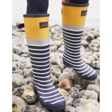 Joules Welly Print With Back Gusset