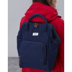 Joules Coast Rucksack French Navy