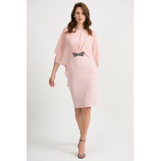 Joseph Ribkoff Rose Pink Dress