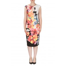 Joseph Ribkoff Dress Multi