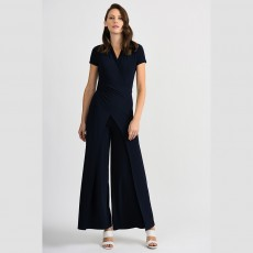 Joseph Ribkoff Jumpsuit Midnight Blue