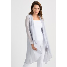 Joseph Ribkoff Grey Cover up