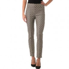 Joseph Ribkoff Trousers Black/Gold