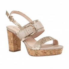 Lotus Romilly Sandal Natural/Snake
