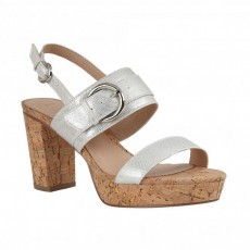 Lotus Romilly Sandal Silver