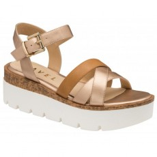 Ravel Monto Sandal Rose/Tan