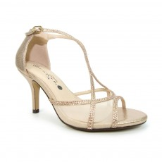 Lunar Ruthin Rose Gold Elegance Sandal