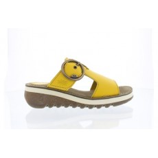 Fly London Tute 2 Brooklyn-Yellow Sandal