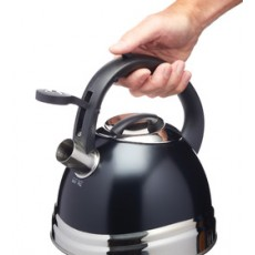 Le'Xpress Kettle 2.1L Stainless Steel & Black