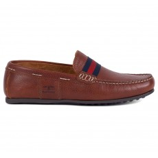 Barbour Mansell Shoe Cognac Grain
