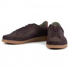 Barbour Bilby Shoe Brown Nubuck