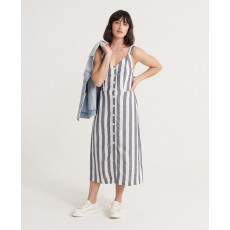 Superdry Eden Linen Dress