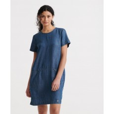 Superdry Desert Tshirt Dress