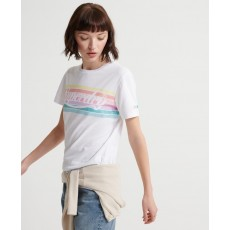 Superdry Pl Rainbow Entry Tee