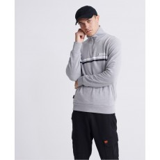 Superdry Cl Sport Stripe Half Zip Ub