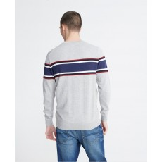 Superdry Trophy Stripe Crew