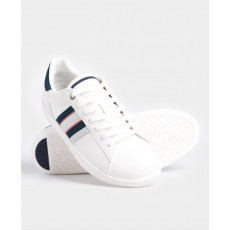 Superdry Sleek Tennis Core Trainer