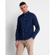 Lyle & Scott Indigo LS Shirt
