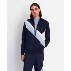 Lyle & Scott Archive Panel Funnel Neck