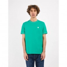 Pretty Green Piping Tipped T-Shirt