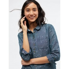 White Stuff Starry Shirt Denim